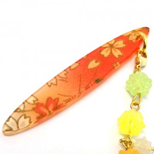金平糖づくしの帯飾り緑3