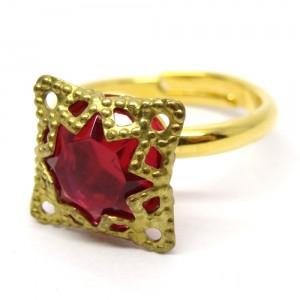 紅い宝石1