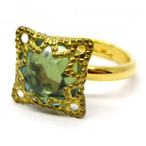 碧い宝石1