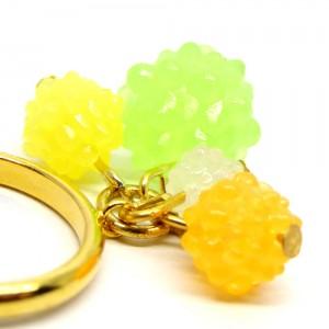 金平糖のリング緑2