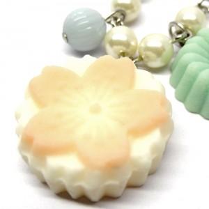 和三盆のネックレス桜2